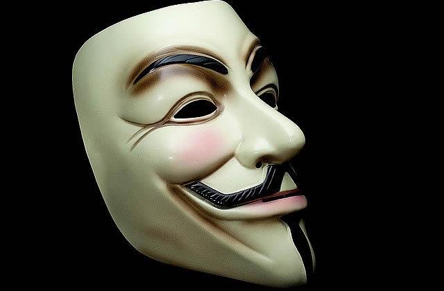 Anonymat poils aux bras
