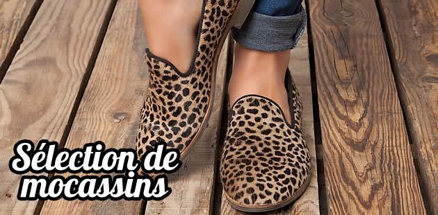 Mocassins – Tendance chaussures Automne Hiver 2011 2012