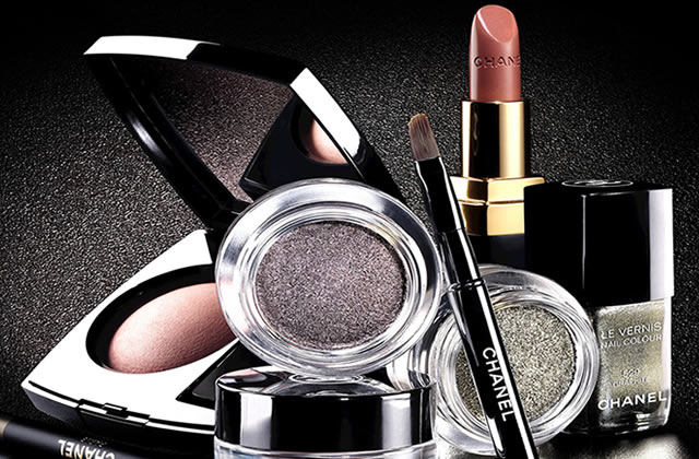 Chanel, Illusions d'ombres, collection maquillage automne 2011