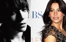 Les Fantasmes de la Semaine : Ezra Miller et Sofia Vergara