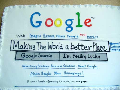 google 13 ans de Doodle Google