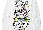 J. C. Penney et son t-shirt pour filles accusé de sexisme
