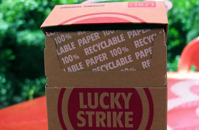 Les Lucky Strike bio – Chroniques de l'Intranquillité