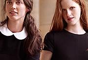 Petit Bateau et Didier Ludot réinventent la petite robe noire