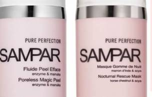Lien permanent vers Duo anti-imperfections de Sampar : le test