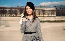 Ulyana Sergeenko – un style rétro et affranchi des tendances