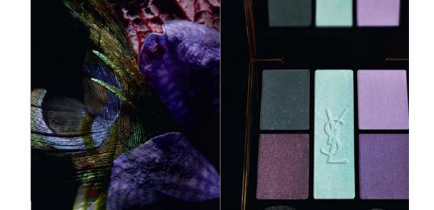 La collection maquillage automne 2011 dYves Saint Laurent ysl palette