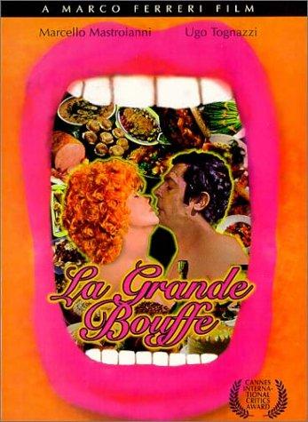 affiche Grande bouffe 1973 2 10 morts absurdes