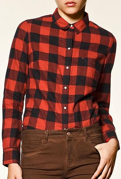 La chemise bûcheron est elle une fringue de hipster ? chemisebucheronzara