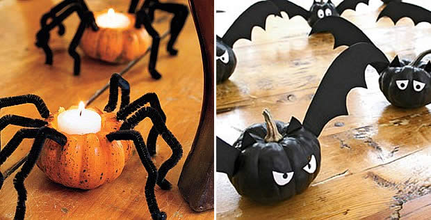 D co diy pour halloween - Idee deco halloween faire soi meme ...
