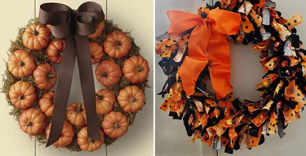 couronneshalloween Déco & DIY pour Halloween