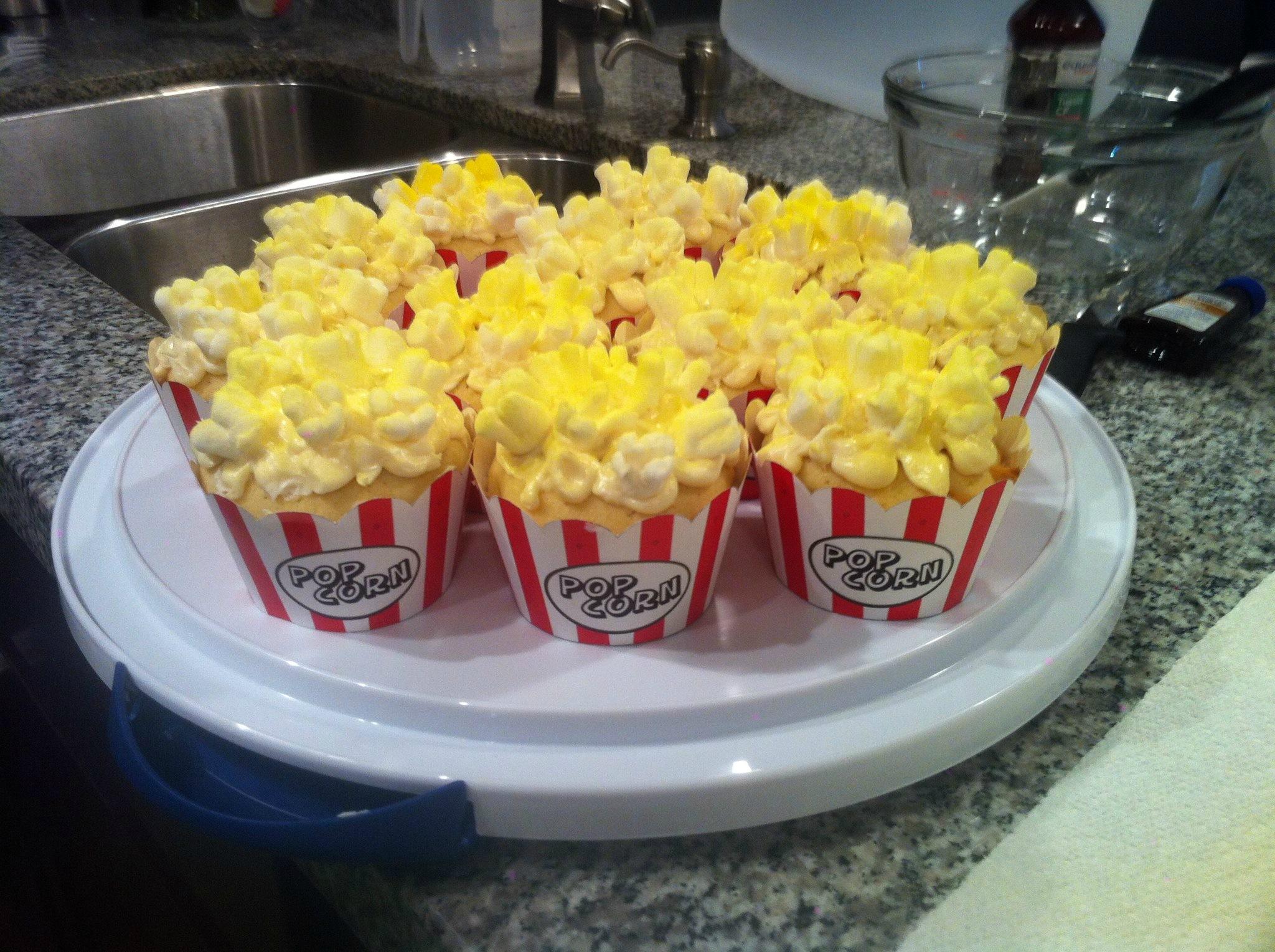 Les trouvailles dInternet pour bien commencer la semaine #48 cupcakepopcorn
