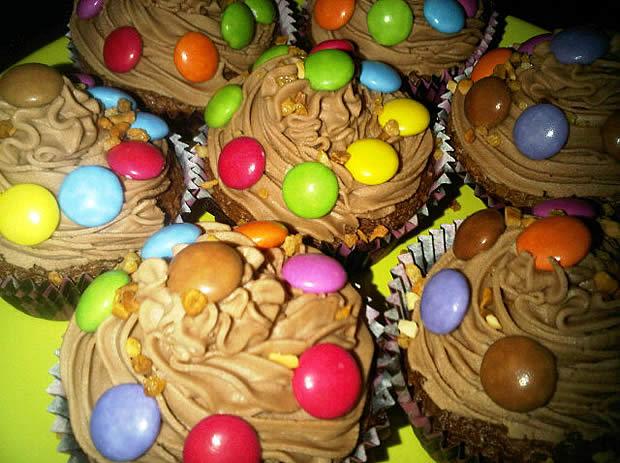 cupcakesnutella Recette des cupcakes au Nutella