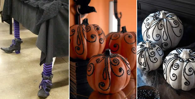 D co diy pour halloween - Faire deco halloween ...