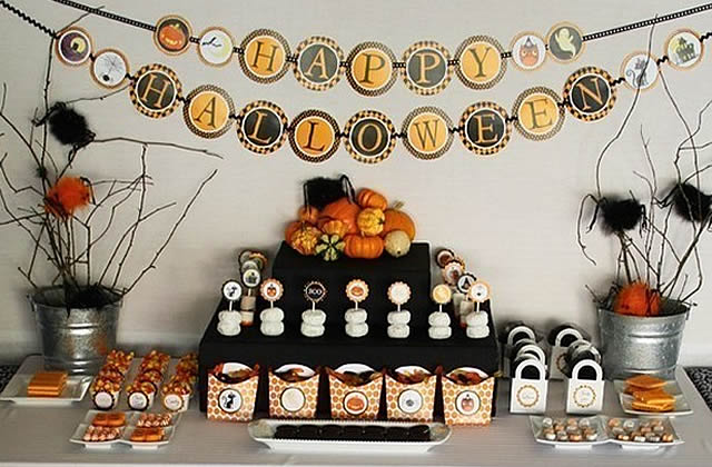 D co diy pour halloween - Idee deco halloween a faire soi meme ...