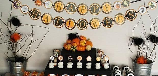 Halloween parce qu 39 en chacune de nous il y a un diamant de cr ativit - Deco halloween a faire ...