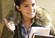 Lien permanent vers Emma Watson fait sa rentrée à Oxford