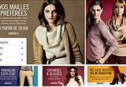 Lien permanent vers L'e-shop français New Look est en ligne !