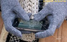 Glovetip, la puce qui réconcilie gants et écran tactile