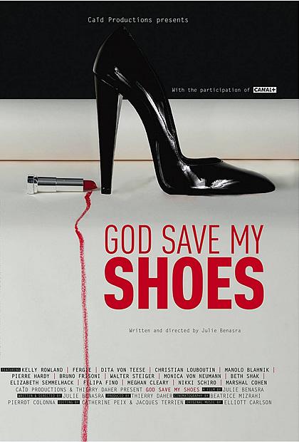 God Save My Shoes, le docu sur les femmes et les chaussures savemyshoes