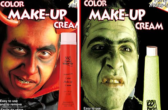 Sélection de tutos maquillage pour Halloween
