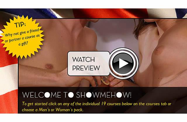 Show Me How : des tutos sexo en vidéo