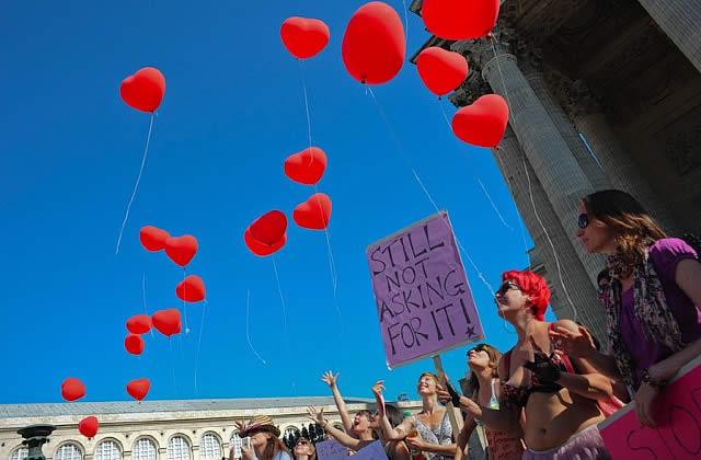 Gaëlle, responsable de la Slutwalk France, l'interview