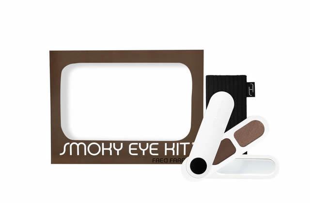 Smoky Eye Kit de Fred Farrugia : le test