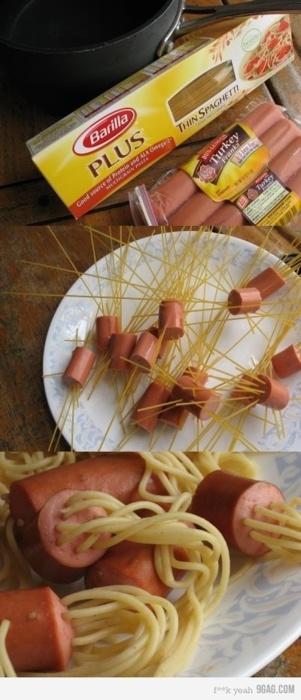Les trouvailles dInternet pour bien commencer la semaine #48 spaghetto