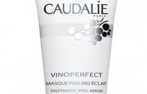 Lien permanent vers Masque peeling éclat Vinoperfect de Caudalie : le test