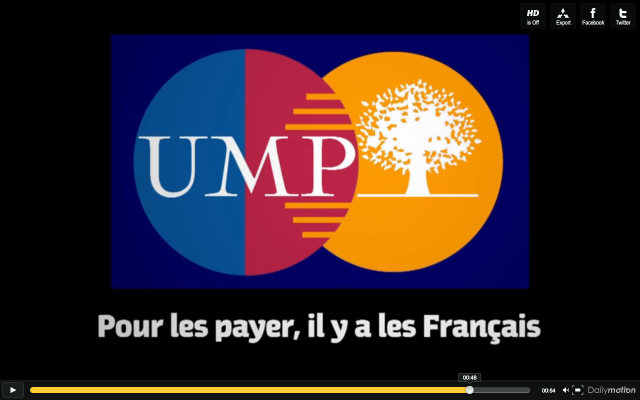 Le PS tacle lUMP dans une vidéo parodique Image 141