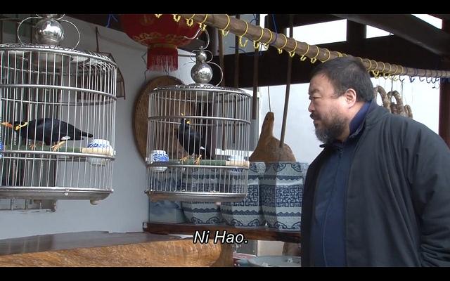 Tout le monde tout nu pour Ai Weiwei aiweiwei