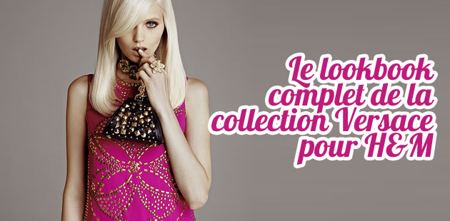 H&M x Versace Collection 2011