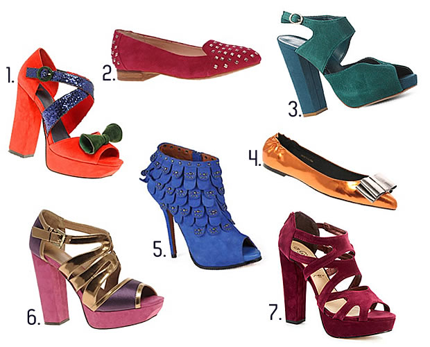 chaussuresfêtes1 Chaussures de fêtes, toutes les tendances 2011
