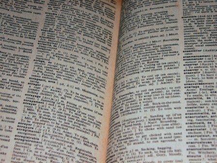 10 mots que tu ne connaissais peut être pas #1 dictionnaire