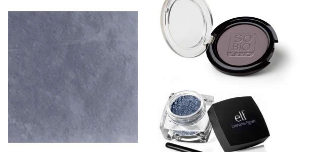 gris bleute Comment porter le maquillage gris ?