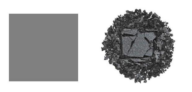 gris fonce Comment porter le maquillage gris ?