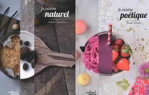 Lien permanent vers Je cuisine poétique et Je cuisine naturel, deux jolis livres de recettes