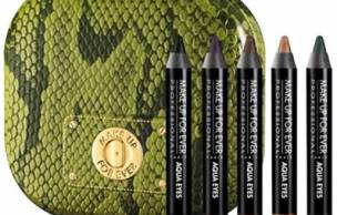 Lien permanent vers Wild and chic, la collection de Noël 2011 de Make Up For Ever