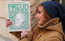 Pénélope Bagieu chronique Freud (enfin, sa bio) en BD