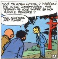 Le syndrome de Paris   Reportage politesse