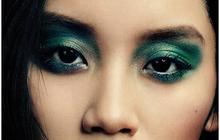 Comment porter le maquillage vert