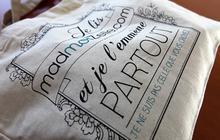 Précommandez votre sac madmoiZelle.com !