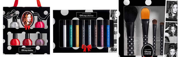 sephogloss2 Oh my chérie, la collection maquillage de Noël 2011 chez Sephora