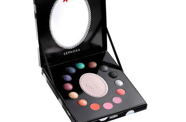Oh my chérie, la collection maquillage de Noël 2011 chez Sephora