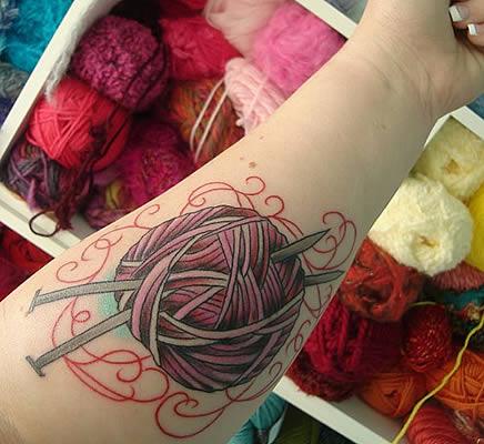 tattootricot 5 bonnes raisons de se mettre au tricot