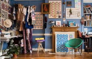 Lien permanent vers Petits espaces & petits budgets : trouver son thème déco d'intérieur