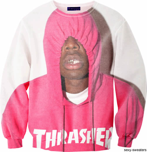 trasher Sexy Sweaters, le Tumblr de la semaine
