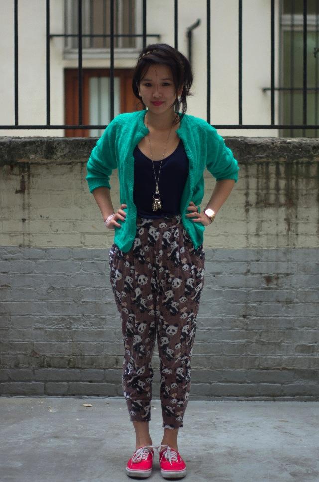 IMGP3843 Comment porter des pantalons de pyjama dans la rue ?