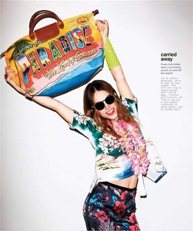 Nylonmagazine 5 mélanges dimprimés bien foireux pour 2012